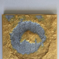 Picture of print of 3D Puzzle // Gale Crater of Mars