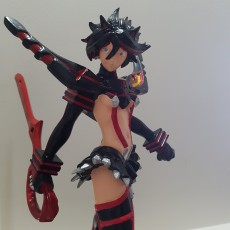 Picture of print of Kill La Kill - Ryuko Matoi