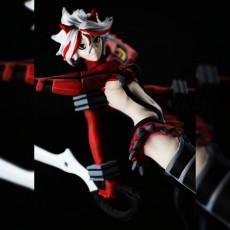 Picture of print of Kill La Kill - Ryuko Matoi