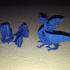 Dragon // VR Sculpt print image