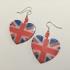 Heart of Britain Earrings image