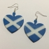 Heart of Scotland Earrings primary image