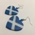 Heart of Scotland Earrings image
