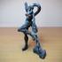 Gurren Lagann - Yoko Littner - 25 cm image