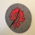Emblem of the Horde Clock image