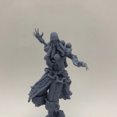 Picture of print of Overwatch - Cthulhu Zenyatta - 30 cm