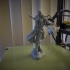 Overwatch - Cthulhu Zenyatta - 30 cm print image
