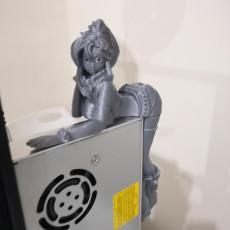 Picture of print of Gurren Lagann - Yoko Littner - CR-10 Box Pose