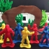 Starfleet Away Team Playset image