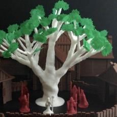Sacred Ash Tree (18mm scale)
