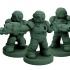 Modular Mercenary Trooper Kit (18mm scale) image