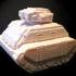 Gilgamesh Pattern Battle Tank (18mm scale) image