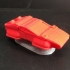 Serengeti LAZERDREAM (80's Hovercar in 18mm scale) image