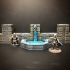 ScatterBlocks: Dwarven Fountain (28mm/Heroic scale) primary image