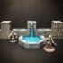 ScatterBlocks: Dwarven Fountain (28mm/Heroic scale) image