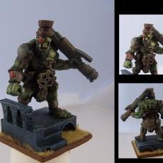 Steampunk Ogre Conversion Kit