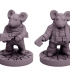 Mouse Pookah Fringers (18mm scale) image