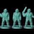 Yong Bu-Gong Racketeers (18mm scale) image