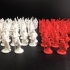 Fantasy Warriors (18mm scale) primary image