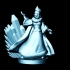 The Snow Queen (18mm scale) image