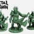 Metal Demon (28mm scale) image