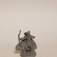 Picture of print of Elf Rangers (28mm scale) This print has been uploaded by Justin Everaert