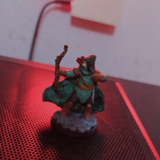 Picture of print of Elf Rangers (28mm scale) This print has been uploaded by Boran