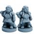 Dwarfclan War Hero (18mm scale) image