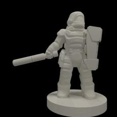 Dominion Peacekeeper Mark-V (18mm scale)