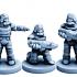 Dominion Enforcers Mark-V (18mm scale) image