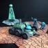 Luna City Police Buggy (Moon Patrol!) image