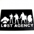 Lost Agency Stencil primary image