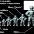 Sgt. Scalesby, the Miniature Scaling Dummy image