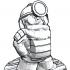 Gnomedozer, Snap-fit Model image