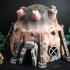Stonepunk Alien Dwelling (15mm scale) image