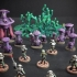 Mytoan Spore Soldiers (15mm scale) image