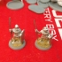 Recessed Infantry and Cavalry Bases (15mm scale) image