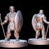 Zulu Warrior (15mm scale) image