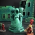 Arcane Statue: The Hooded Sisters (15mm scale) primary image