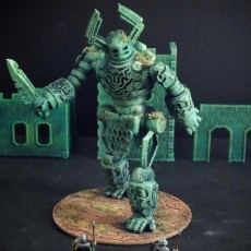 The Awoken (15mm scale)