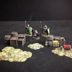 Fantasy Loot Markers (15mm scale)