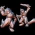 Slisk Warriors (15mm scale) image