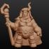 Dreth Warlock (18mm scale) image