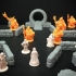 Low Stone Walls (18mm scale) image