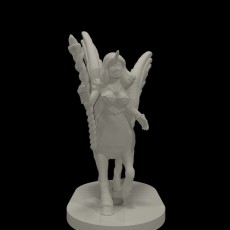 Cloudfolk Mage (15mm/18mm scales)