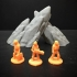 Asteroid Miners (18mm scale) image