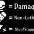 Hands of Destiny: Damage Counters image