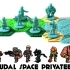 Pocket-Tactics: Feudal Space Privateers (Second Edition) primary image