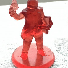 Picture of print of Intrepid Dreamer (18mm scale)