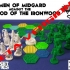 Pocket-Tactics: Men of Midgard against the Brood of the Ironwood (Second Edition) image